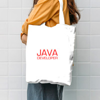 Bolsa tote - Java Developer
