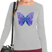 Camiseta de manga larga - Butterfly