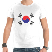Camiseta de manga corta - South Korea