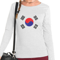 Camiseta de manga larga - South Korea